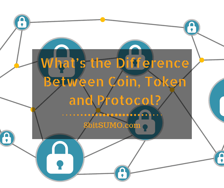 What's the difference between coin, token and protocol