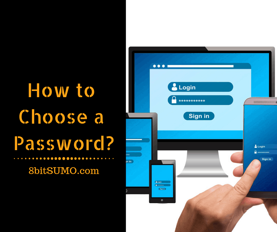 How to Choose a Password