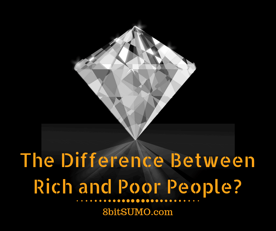 Difference Between Rich and Poor People
