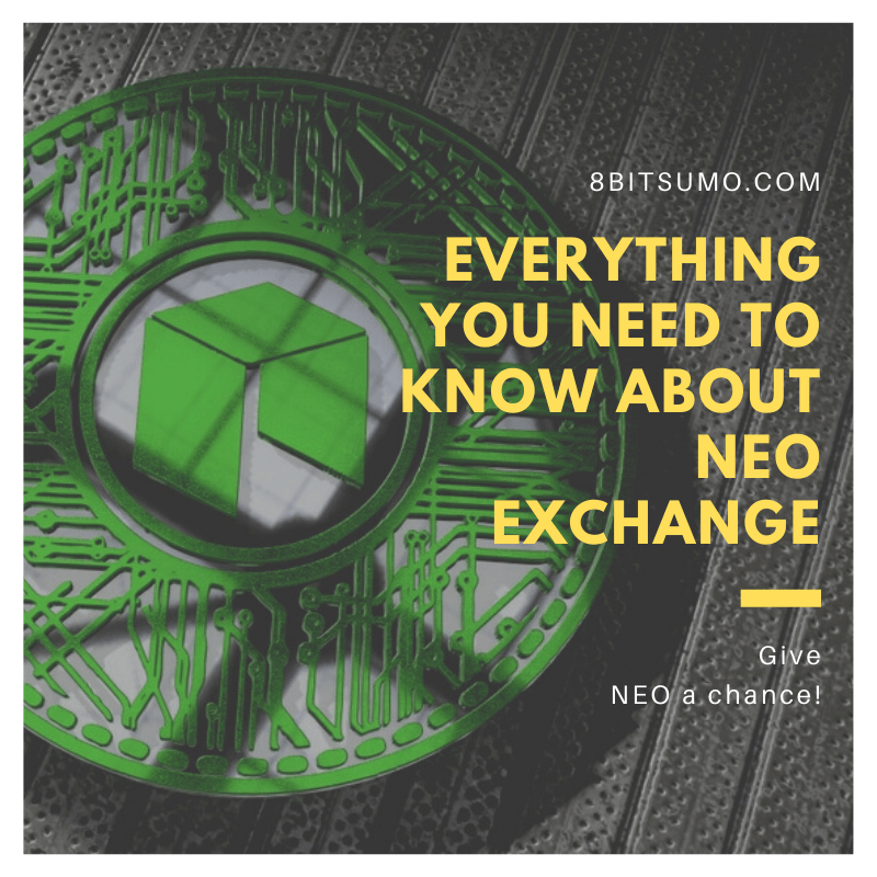 Everything you Need to Know about Neo Exchange