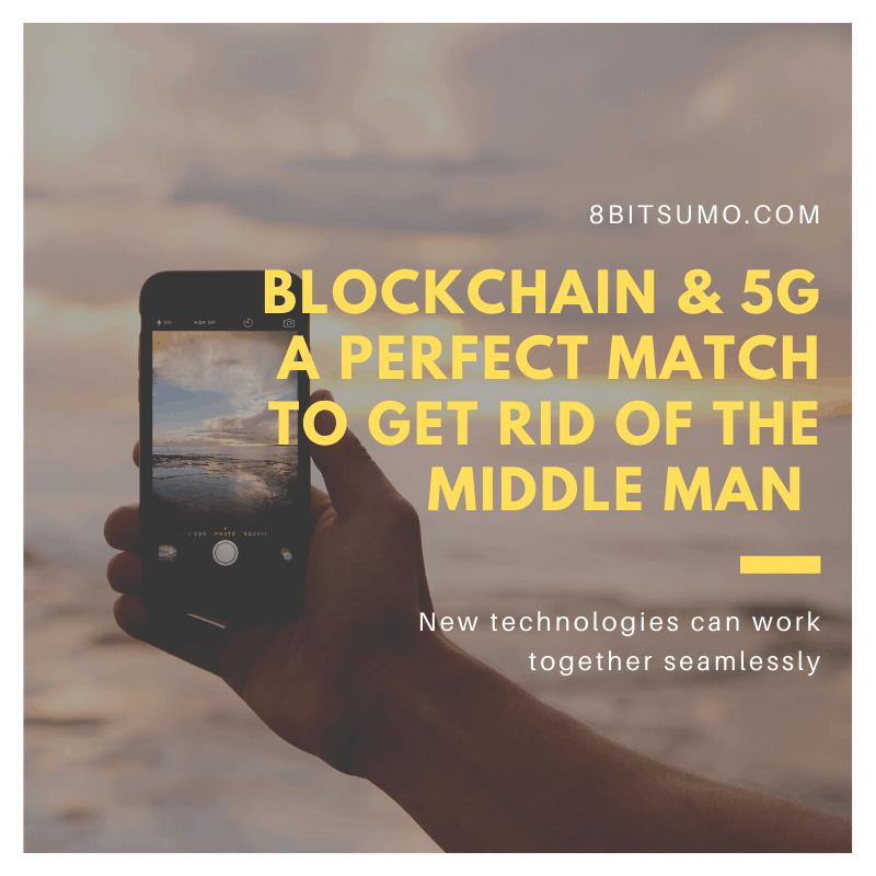 Blockchain and 5G