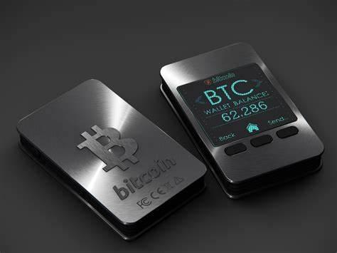 bitcoin cold wallet