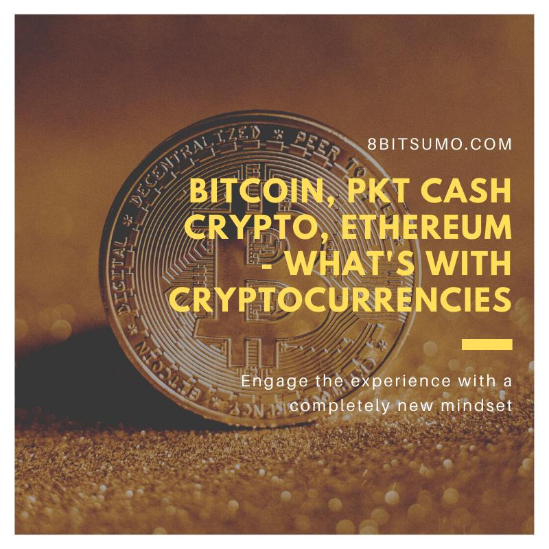 PKT Cash Crypto